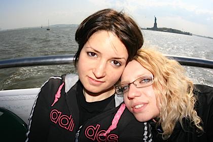 T & B & Lady Liberty